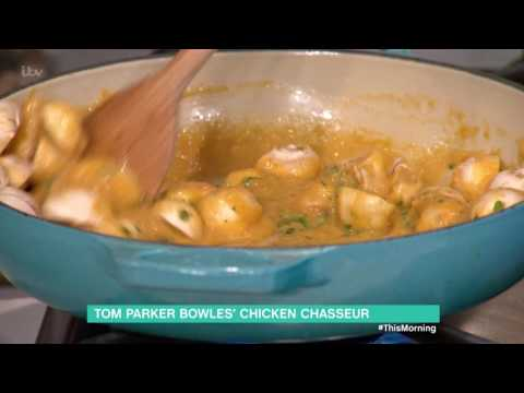 Tom Parker Bowles' Chicken Chasseur | This Morning