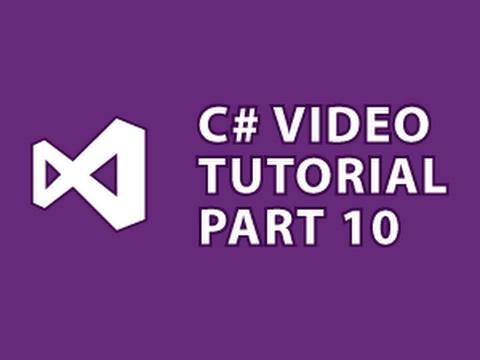 C# Tutorial 10 Interfaces