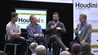 VES Summit 2014- Visual Imagery Panel Discussion
