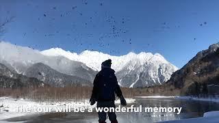 Kamikochi Snow Shoeing Tour organized by Guesthouse Raicho ゲストハウス雷鳥の上高地スノーシューツアー thumbnail