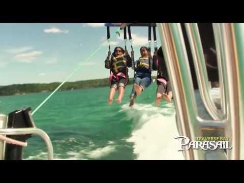 Traverse Bay Parasail - Traverse City Michigan