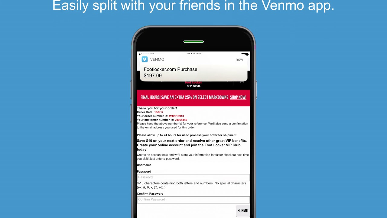 The Venmo Blog