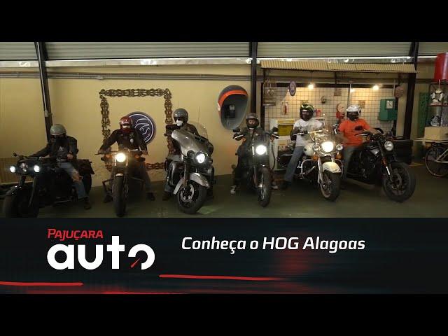 Conheça o HOG Alagoas