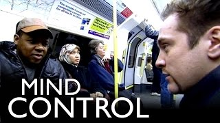 Messing With Minds On The London Underground - Derren Brown