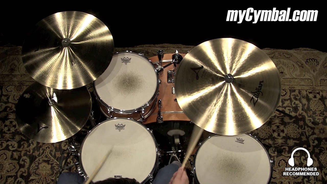 """Zildjian 20"""" A Ping Ride Cymbal (A0042-1052114U)"""