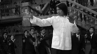 Kungfu Sokağı Büyük Ustanın Dövüşü Mükemmel Bir sahne Kessinlikle İzlemelisin