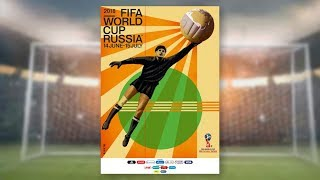 2018 FIFA World Cup Russia™ Official Poster unveiled