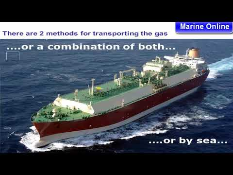 LIQUEFIED NATURAL GAS CARRIER