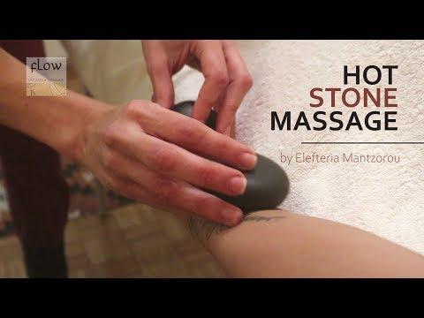 Hot Stone Massage Σεμινάριο | Ελευθερία Μαντζώρου