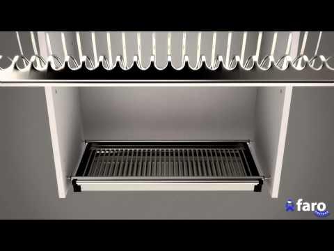 Muebles de cocina montaje escurridor mueble platero 7 for Armario platero cocina