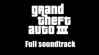 GTA III (GTA 3) - Full soundtrack