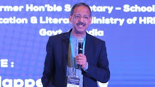 Anil Swarup (Former Secretary - School Education, MHRD) at Future of Learning Unconference
