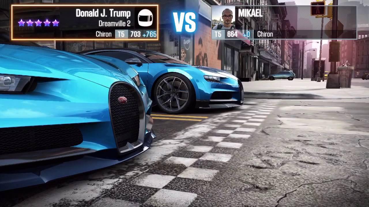 csr 2 bugatti chiron max out tune racing youtube. Black Bedroom Furniture Sets. Home Design Ideas