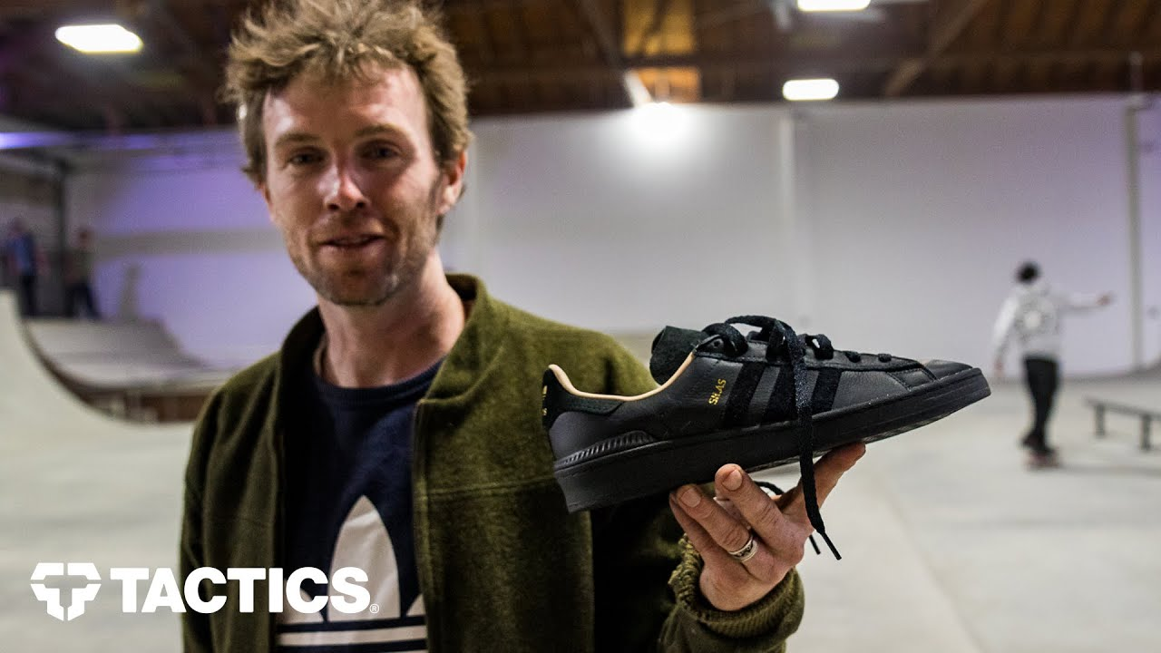 Adidas Silas Campus ADV Skate Shoes