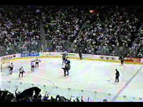 2004 Wcqf Gm7 Canucks Vs Flames 07 Youtube