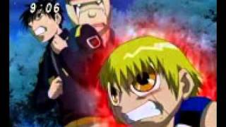 zatch bell in the end
