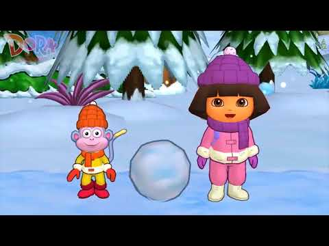 Dora the Explorer New Series Christmas Cartoons! We Wish You a Merry Christmas Cartoon For Kids!
