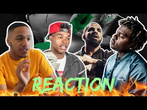 GUNNA & LIL BABY - NEVER RECOVER FT. DRAKE - REACTION