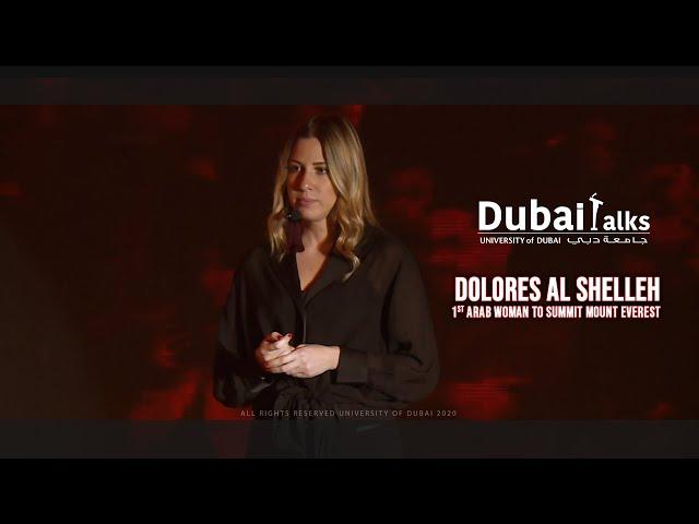 Dolores Al Shelleh - Dubai Talks - Jan, 2020 - EP1