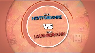 The Big Clash GameShow Hertfordshire vs Loughborough [S4:E2]
