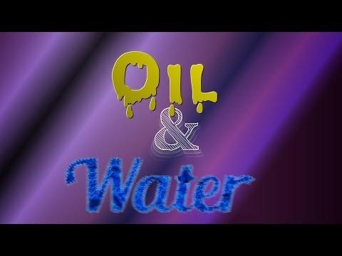Oil & Water (Tutorial/Erklärung German/Deutsch) + Bee Miracle Blue & Density Deck Review