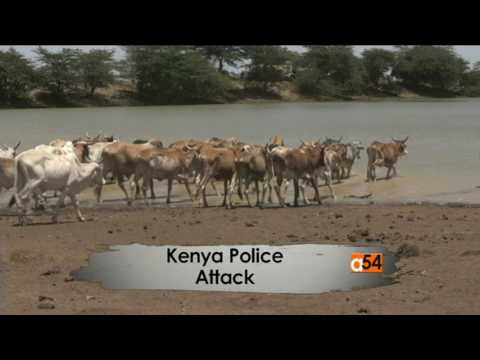 Attack on Kenyan Police in Laikipia County