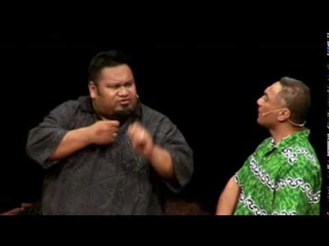 Laughing Samoans - english please