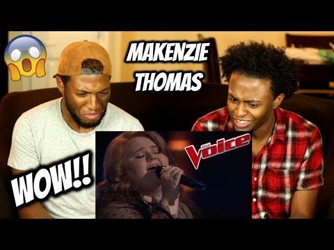 MaKenzie Thomas Impresses with Jessie J's