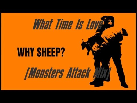 The klf what time is love monster attack mix