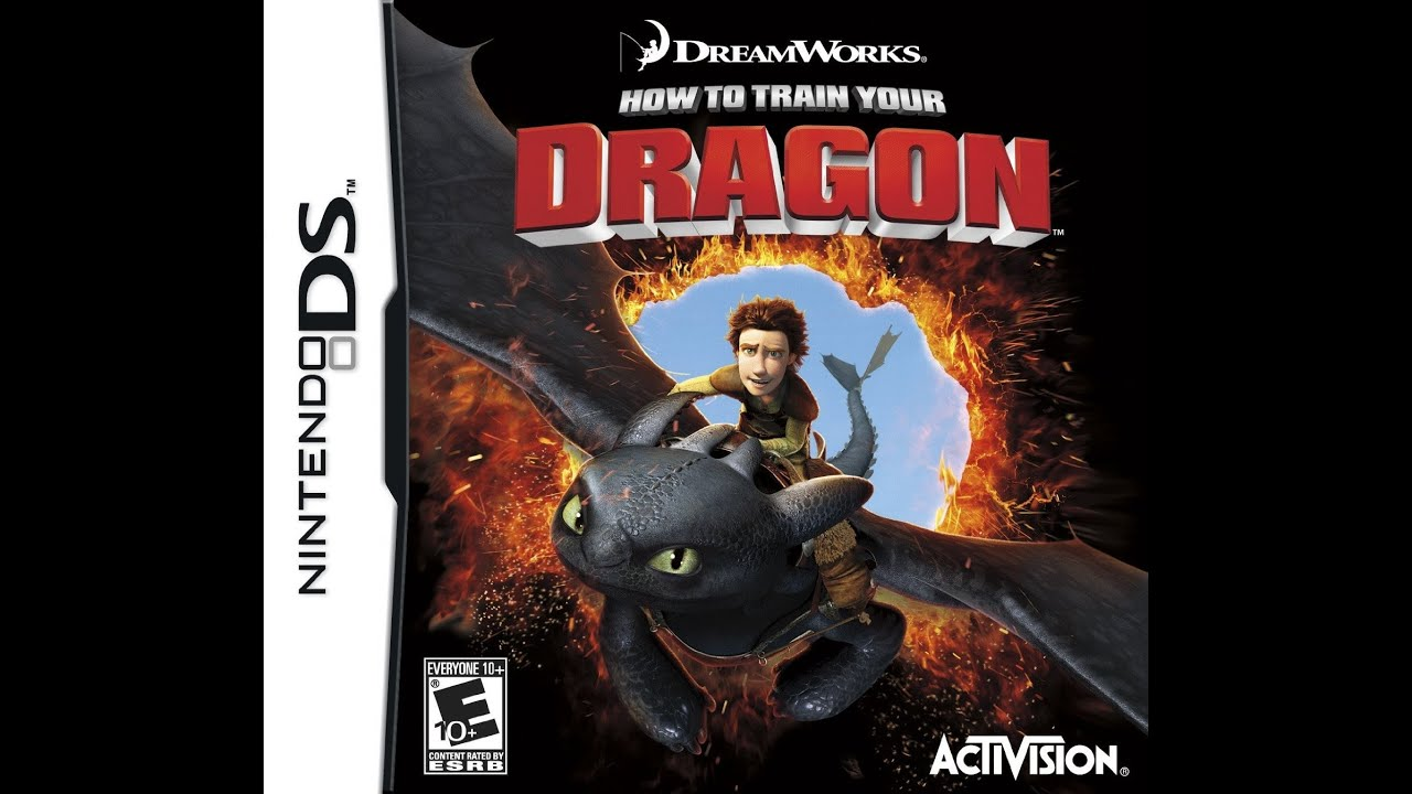 Amazon.com: How to Train Your Dragon NDS: Video Games