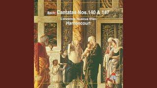 """Cantata No.140 Wachet auf, ruft uns die Stimme BWV140 : VII Chorale - """"Gloria sei dir gesungen""""..."""