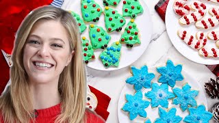 Holiday Butter Cookies As Made By Kelsey Impicciche