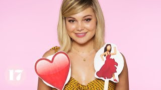 Disney's Olivia Holt Dishes On Her Worst First Kiss
