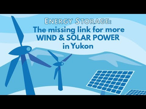 Energy Storage for the Yukon