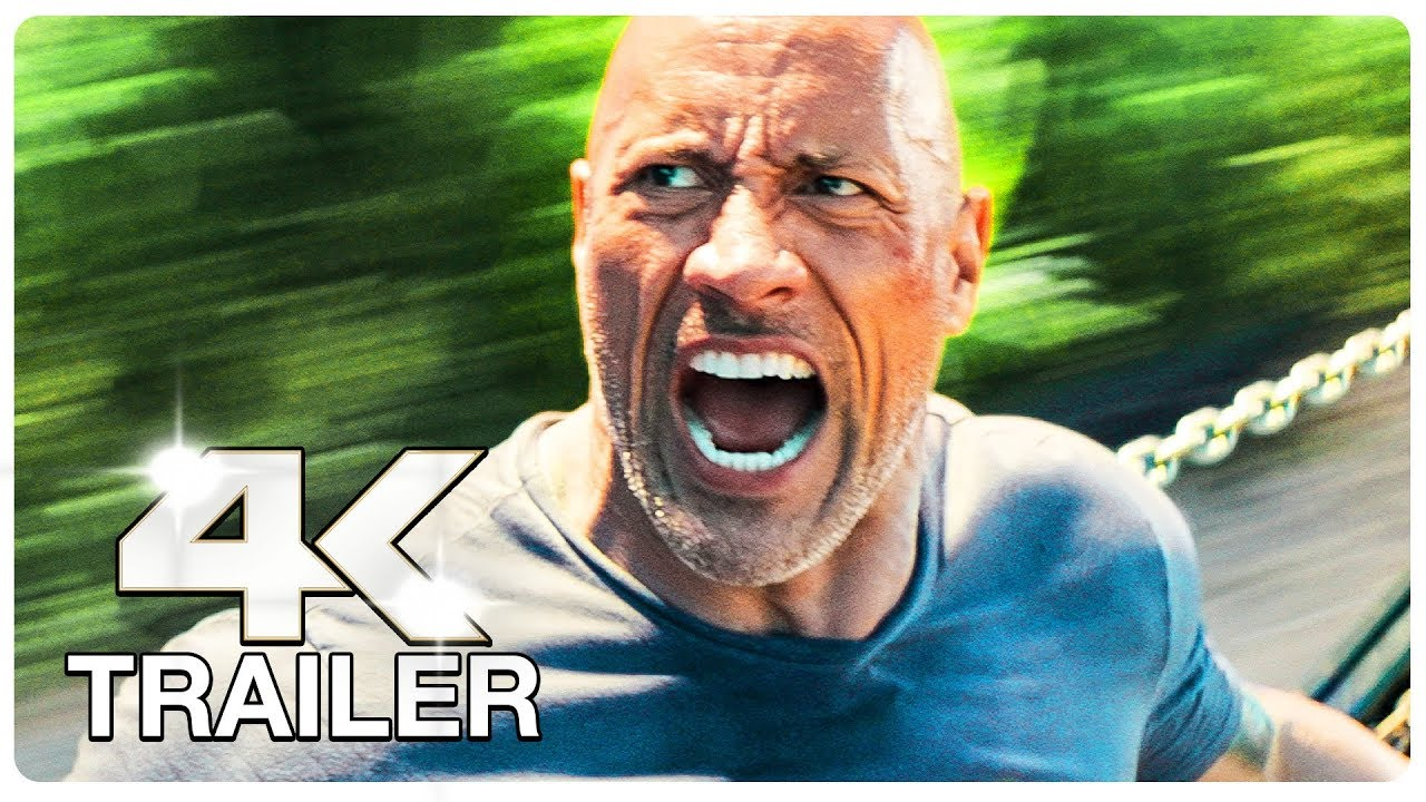 FAST AND FURIOUS 9 Hobbs And Shaw : 9 Minute Trailers (4K ULTRA HD) NEW 2019