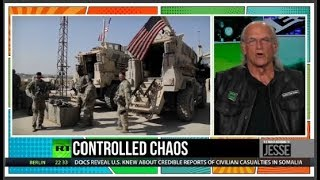 """""""The US has been in Afghanistan for 18 years feeding the military industrial complex""""- Ventura"""