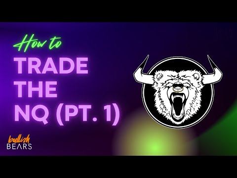 Trading the NQ Part 1