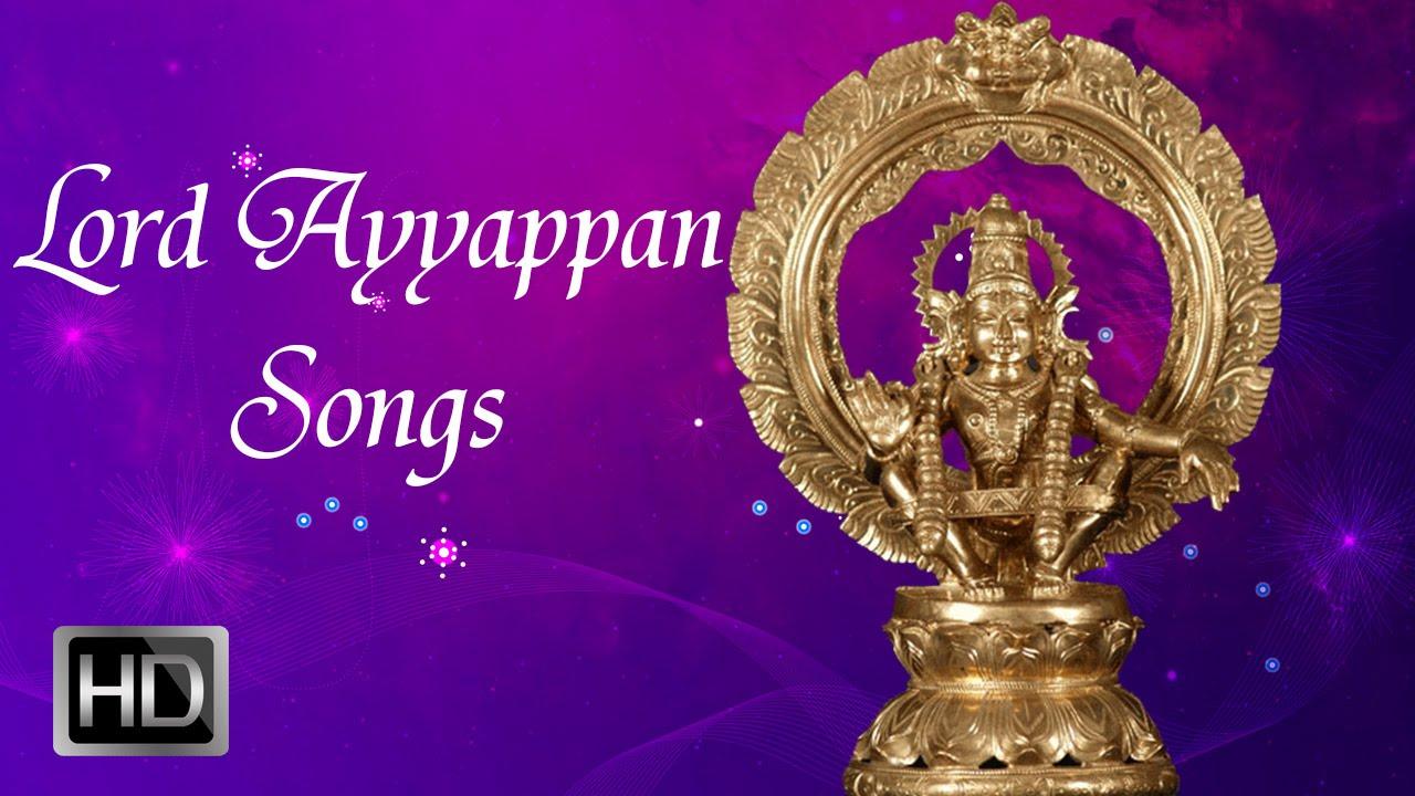 Lord Ayyappan Songs Anathanaprabhuvae Kanda Kanda Manikanda Swamy Ayyappa Unni Krishnan Youtube