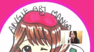 Who is Angie ART Manga? Draw with me :)