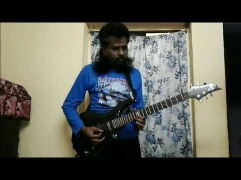 Midisipade Deepalivi - Asthulu Anthasthulu - Ilayaraja Song (Guitar Cover)
