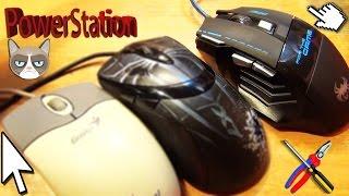 Правда о мышках с али и их ремонт (Zelotes T80)