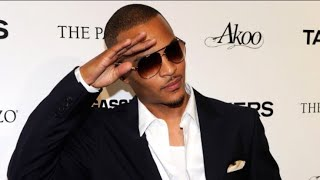 T.I Gives SPECIAL SHOUT OUT 2 PeeWee Football Team!