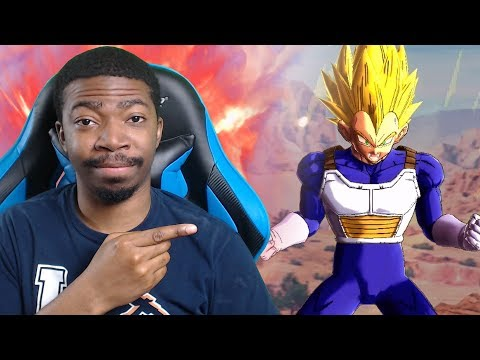 SHOWING OFF SPARKING SUPER SAIYAN VEGETA!!! Dragon Ball Legends Gameplay!