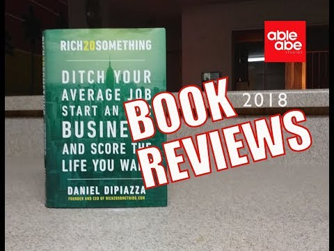 DITCH YOUR AVERAGE JOB START AN EPIC BUSINESS AND SCORE THE LIFE YOU WANT  BOOK REVIEW #4 2018
