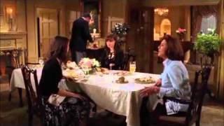 Gilmore Girls - Biggest Friday Night Dinner Fight