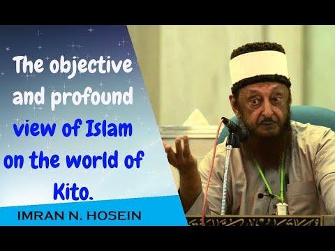 Shaikh Imran Hosein Dajjal - The objective and profound view of Islam on the world of Kito.