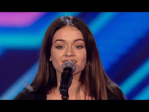 Emily Middlemas  Girls Just Want to Have Fun  Six Chair Challenge  The X Factor UK 2016