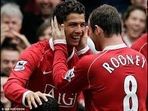 Derby County vs Manchester United. Full Match Premier League 2007-2008