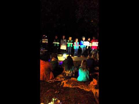 One Voice at Juliette Gordon Low Campfire 2014