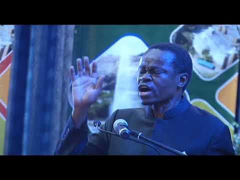 Prof Lumumbu delivers Ongkgopotse Tiro's Memorial Lecture